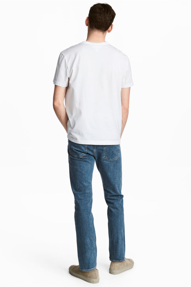 h&m chinos slim fit review